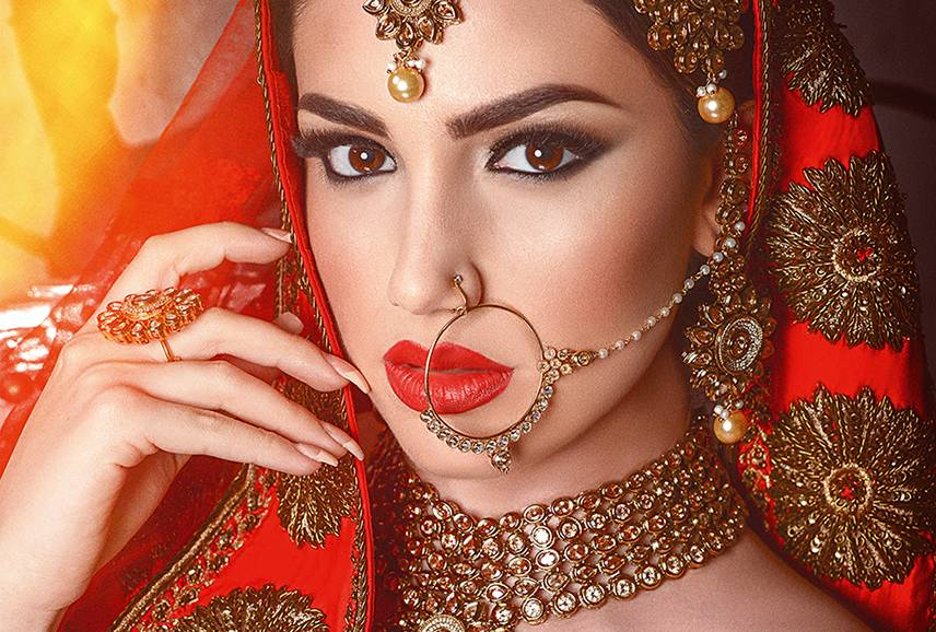 Asian Wedding Supplier - Sonia Marwaha Hair and Makeup Artist image