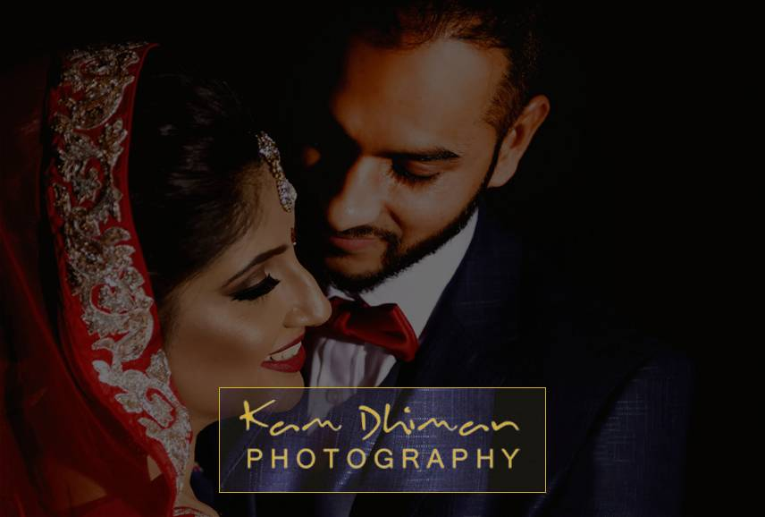 Asian Wedding Supplier - Kam Dhiman Photography image